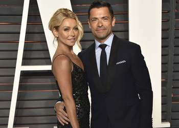 Check out Kelly Ripa & Mark Consuelos' video about their sleep habits!